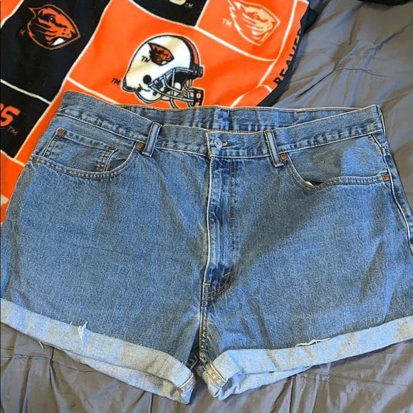 Levi's Pants - Women's Levi Shorts